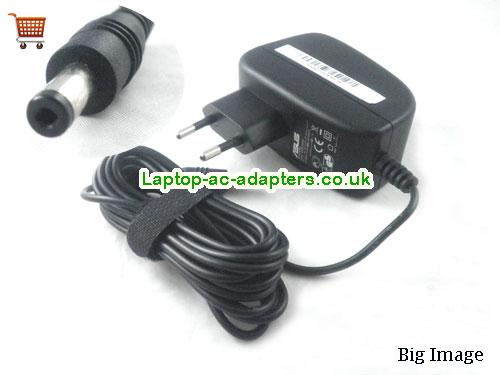 2.5A 9.5V Laptop AC Adapter ASUS9.5V2.5A23W-4.8x1.7mm-EU