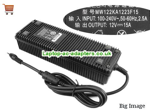 15A 12V Laptop AC Adapter AULT12V15A180W-5.5x2.5mm