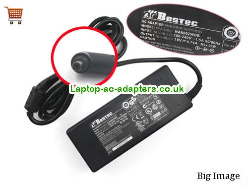 Discount BESTEC 19V  4.74A  Laptop AC Adapter, low price BESTEC 19V  4.74A  laptop charger