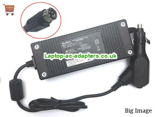 RESMED DC-65A24 Adapter, RESMED DC-65A24 AC Adapter, Power Supply, RESMED DC-65A24 Laptop Charger