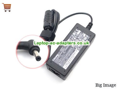 CHICONY A12-030N1A 19V 1.58A 30W Ac Adapter CHICONY19V1.58A30W-4.8x1.7mm