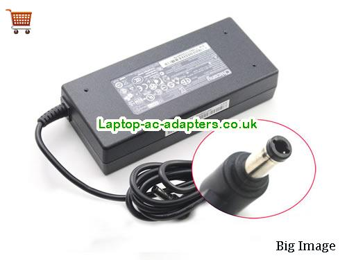 Discount CHICONY 19V  6.32A  Laptop AC Adapter, low price CHICONY 19V  6.32A  laptop charger