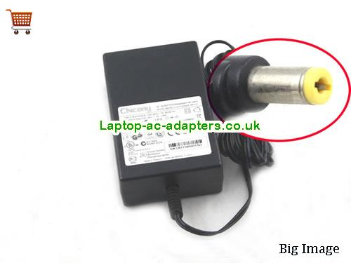 Discount CHICONY 24V  1A  Laptop AC Adapter, low price CHICONY 24V  1A  laptop charger