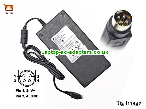 Discount Delta 48v AC Adapter, Delta 48v Laptop Ac Adapter In Stock CISCO48V3.125A150W-4pin