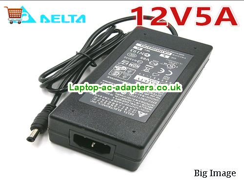 Discount DELTA 12V  5A  Laptop AC Adapter, low price DELTA 12V  5A  laptop charger