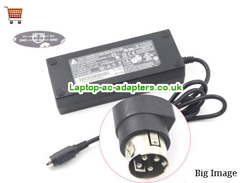 Discount Delta 12v AC Adapter, Delta 12v Laptop Ac Adapter In Stock DELTA12V7.5A90W-4PIN