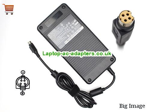 Msi Laptop AC Adapter 19.5V 16.9A 330W  DELTA19.5V16.9A330W-4holes