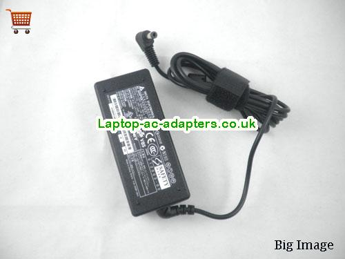2.64A 19V Laptop AC Adapter DELTA19V2.64A50W-4.8x1.7mm