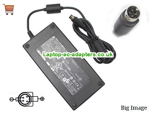 Genuine Delta ADP-180HB B AC/DC Adapter 19v 9.5A 180W Powr Supply DELTA19V9.5A180W-4PIN-SZXF