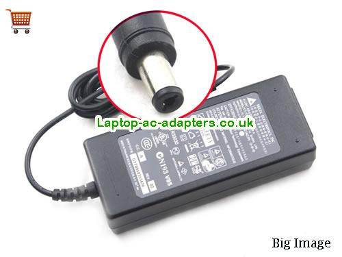 Discount Delta 60w Laptop Charger, Delta 60w Laptop Ac Adapter In Stock DELTA24V2.5A60W-5.5x2.5mm