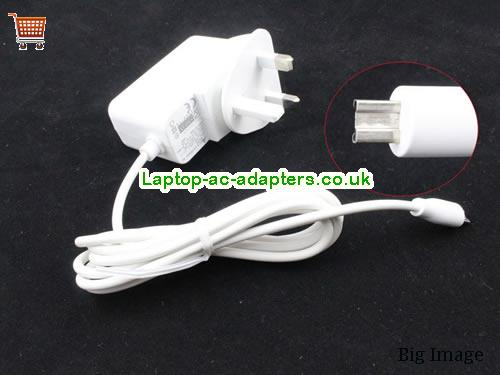 Discount Delta 15w Laptop Charger, Delta 15w Laptop Ac Adapter In Stock DELTA9V1.67A15W-HTC-UK-W