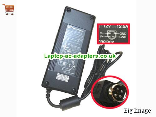 Discount Fsp 12v AC Adapter, Fsp 12v Laptop Ac Adapter In Stock FSP12V12.5A150W-4PIN-B