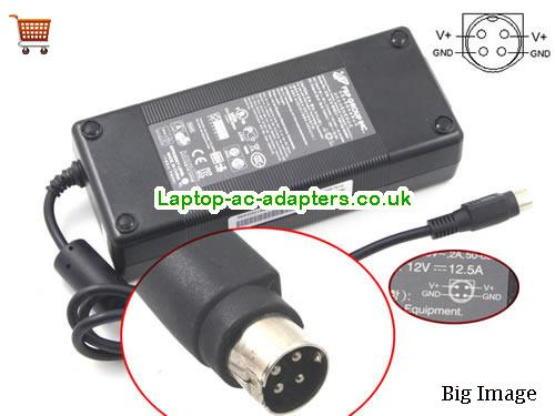 Discount Fsp 12v AC Adapter, Fsp 12v Laptop Ac Adapter In Stock FSP12V12.5A150W-4PIN