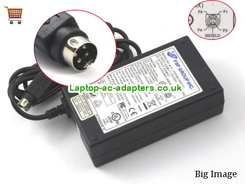 New Genuine LCD TV Monitor Adapter FSP060-1AD101C 12V 5A 60W for Sanyo CLT2054 CLT1554 FSP12V5A60W-4PIN