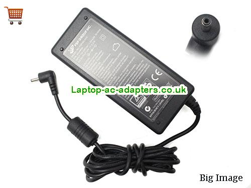 2.37A 19V Laptop AC Adapter FSP19V2.37A45W-2.5x0.7mm