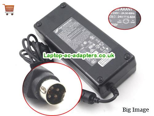 Discount FSP 24V  5.62A  Laptop AC Adapter, low price FSP 24V  5.62A  laptop charger