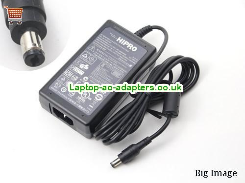 Genuine HIPRO 12V 4.16A 50W Adapter for BENQ FP991 FP2081 FP450 FP767 FP855 Series LCD Monitor HIPRO12V4.16A50W-5.5x2.5mm
