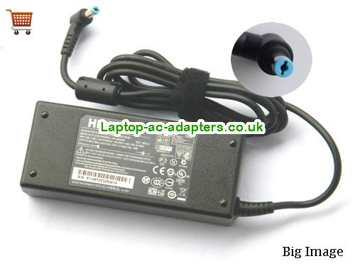 Discount Hipro 90w Laptop Charger, Hipro 90w Laptop Ac Adapter In Stock HIPRO19V4.74A90W-5.5x1.7mm