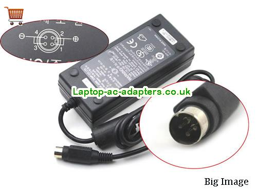 Discount HJC 12V  5A  Laptop AC Adapter, low price HJC 12V  5A  laptop charger