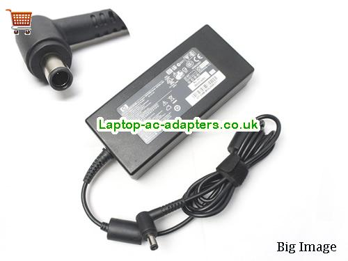 HP 497288-001 Adapter, HP 497288-001 AC Adapter, Power Supply, HP 497288-001 Laptop Charger