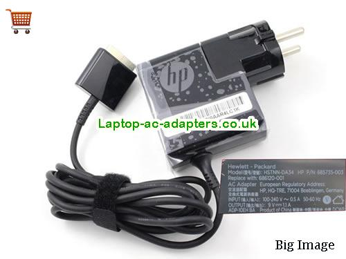 HP 685735-002 Adapter, HP 685735-002 AC Adapter, Power Supply, HP 685735-002 Laptop Charger