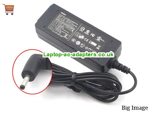 Discount JOOJOO 19V  2.1A  Laptop AC Adapter, low price JOOJOO 19V  2.1A  laptop charger
