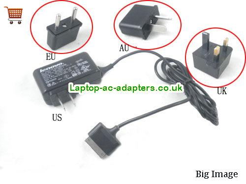 1.5A 12V Laptop AC Adapter LENOVO12V1.5A18W-platoon-US