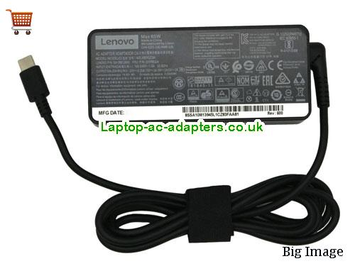 LENOVO ADLX65YLC3A Adapter, LENOVO ADLX65YLC3A AC Adapter, Power Supply, LENOVO ADLX65YLC3A Laptop Charger