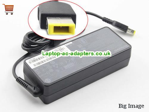 4.5A 20V Laptop AC Adapter LENOVO20V4.5A-rectangle-pin-o