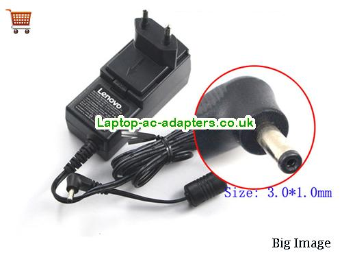 New Genuine LENOVO IDEAPAD 100S-11IBY Laptop Adapter ADS-25SGP-06 05020E 3.0*1.0mm LENOVO5V4A20W-3.0x1.0mm-EU