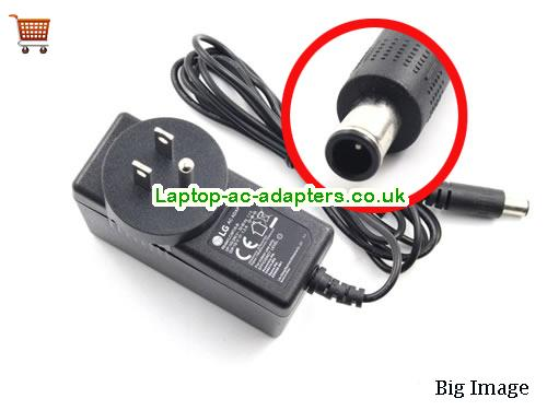 Discount Lg 25w Laptop Charger, Lg 25w Laptop Ac Adapter In Stock LG19V1.3A25W-6.0x4.0mm-US-C