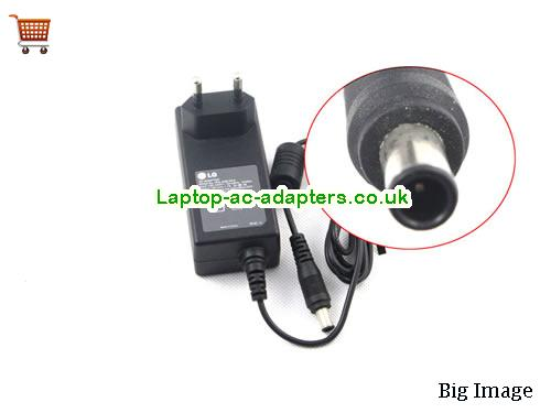 LG 23EA63V-P MONITOR Adapter, LG 23EA63V-P MONITOR AC Adapter, Power Supply, LG 23EA63V-P MONITOR Laptop Charger