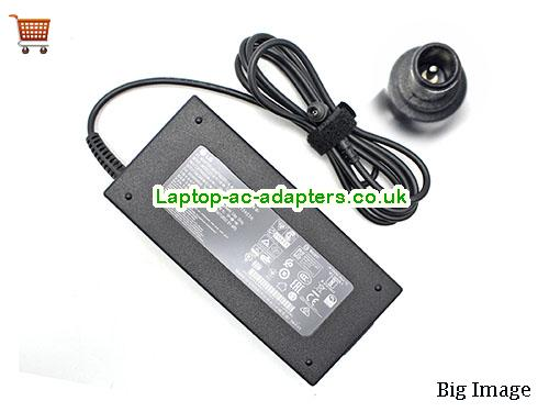 Genuine Black LG DA-180C19 AC Adapter 19v 9.48A 180W Power Supply For Monitor LG19V9.48A180.12W-6.5x4.4mm-B