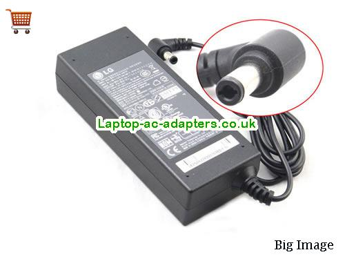 Discount LG 24V  2.5A  Laptop AC Adapter, low price LG 24V  2.5A  laptop charger