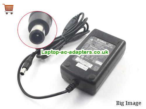 Yamaha Laptop AC Adapter 15V 2.67A 40W  LISHIN15V2.67A40W-6.5x4.4mm