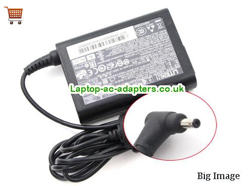 Genuine ACER ASPIRE P3 S5 S7 Aspire S7-191 S7-391 ULTRABOOK ICONIA W700 C720 Adapter charger LITEON19V3.42A-3.0x1.0mm-SL