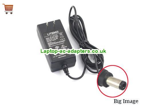 LITEON WY138805020 Adapter, LITEON WY138805020 AC Adapter, Power Supply, LITEON WY138805020 Laptop Charger