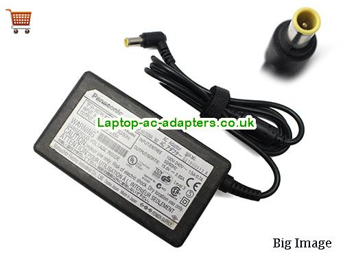 Discount Panasonic 15.6v AC Adapter, Panasonic 15.6v Laptop Ac Adapter In Stock PANASONIC15.6V3.85A60W-5.5x3.0mm