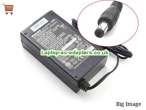 Genuine PHILIPS 19V 3.42A 65W ADPC1965 ADS-65LSI-19-1 LCD Monitor Adapter power supply PHILIPS19V3.42A65W-5.5x2.5mm