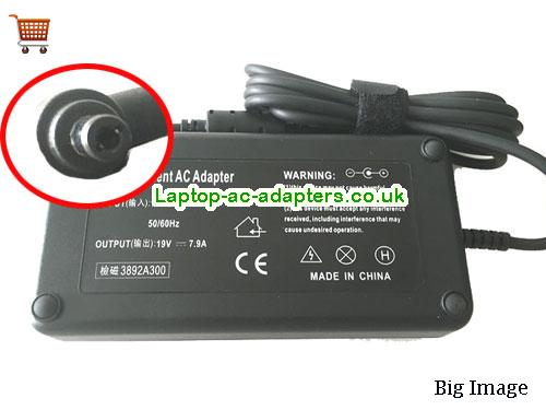 Discount RAZER 19V  7.9A  Laptop AC Adapter, low price RAZER 19V  7.9A  laptop charger
