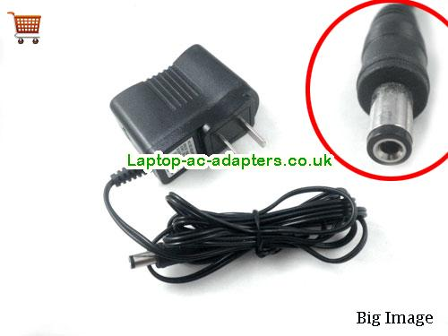 Switching Adapter Laptop AC Adapter 6V 0.5A 3W  SA6V0.5A3W-5.5x2.5mm-US