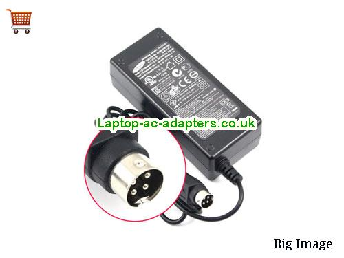Discount Samsung 12v AC Adapter, Samsung 12v Laptop Ac Adapter In Stock SAMSUNG12V2.14A26W-4pin