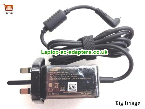 Discount SAMSUNG 12V  2.2A  Laptop AC Adapter, low price SAMSUNG 12V  2.2A  laptop charger