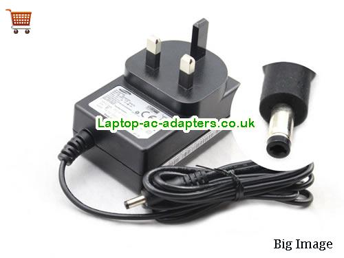 Discount Samsung 12v AC Adapter, Samsung 12v Laptop Ac Adapter In Stock SAMSUNG12V2A24W-4.8x1.7mm-UK