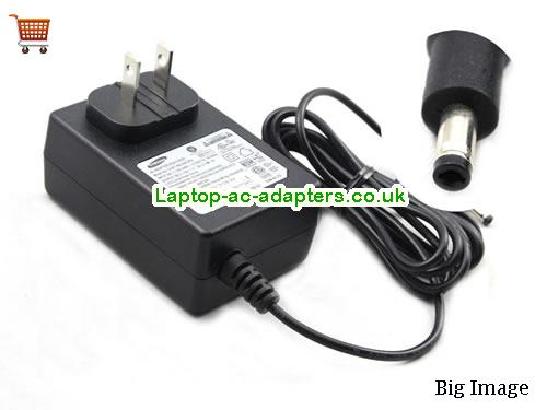 Discount Samsung 12v AC Adapter, Samsung 12v Laptop Ac Adapter In Stock SAMSUNG12V2A24W-5.5x2.5mm-US