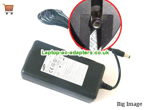 Discount Samsung 12v AC Adapter, Samsung 12v Laptop Ac Adapter In Stock SAMSUNG12V3.34A-5.5x3.0mm