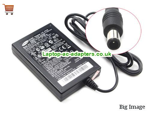 Discount Samsung 12v AC Adapter, Samsung 12v Laptop Ac Adapter In Stock SAMSUNG12V3A36W-5.5x3.0mm