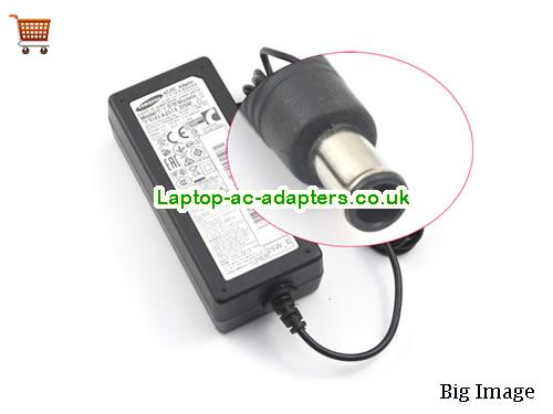 Discount SAMSUNG 14V  1.786A  Laptop AC Adapter, low price SAMSUNG 14V  1.786A  laptop charger
