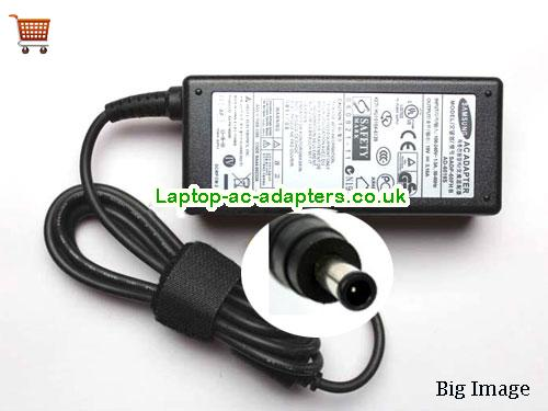 Discount Samsung 16v AC Adapter, Samsung 16v Laptop Ac Adapter In Stock SAMSUNG16V3.75A60W-5.5x3.0mm