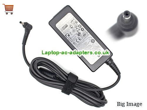 Discount Samsung 19v AC Adapter, Samsung 19v Laptop Ac Adapter In Stock SAMSUNG19V2.1A40W-3.0x1.0mm-right